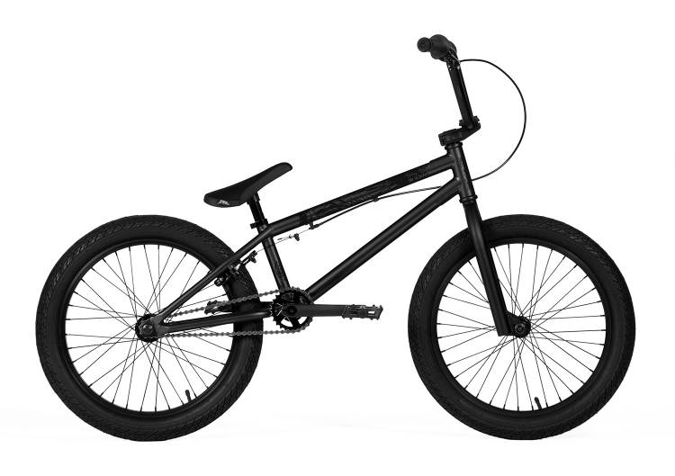 Stereo Bikes Subwoofer freestyle BMX