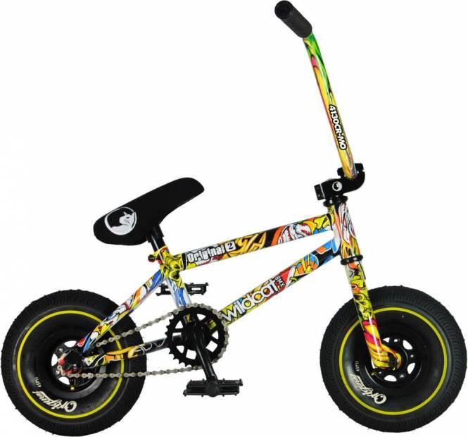 Wildcat Crazy Boy Original 2A Mini BMX