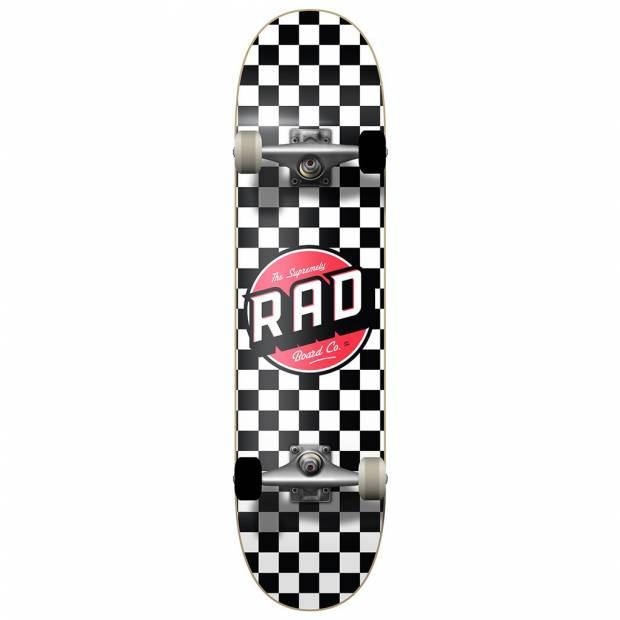 RAD Dude Crew Komplett Gördeszka