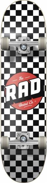 RAD Checkers Komplett Gördeszka