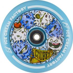 Chubby Wheels Melocore Freestyle Roller Kerék