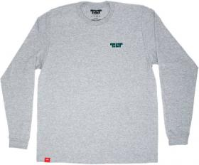 Tilt Block Logo Long Sleeve Póló