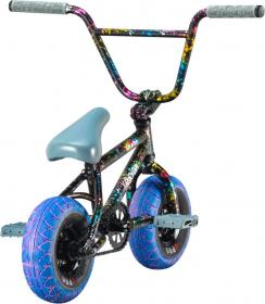 Rocker 3+ Freecoaster Crazy Main Splatter Mini BMX