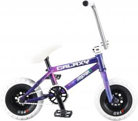 Rocker Reggie Galaxy Mini BMX