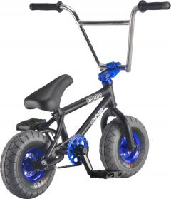 Rocker Reggie Black Mini BMX