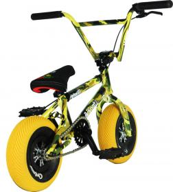 Wildcat Camo Original 2C Mini BMX