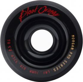 Blood Orange Morgan Pro 70mm Longboard Kerekek