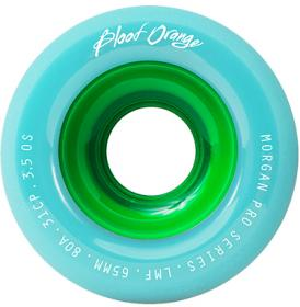 Blood Orange Morgan Pro 65mm Longboard Kerekek