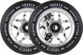 North Contact 115mm Freestyle Roller Kerekek