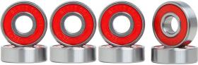 Blood Orange Abec 7 Bearings 8-pack