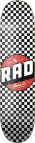 RAD Checker Gördeszka Lap