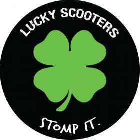 Lucky Stomp It Roller Matrica