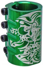 Root Industries R2 Freestyle Roller Markolat - Zöld
