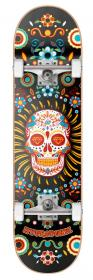 Hydroponic Mexican Komplett Gördeszka -Black Skull