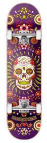 Hydroponic Mexican Komplett Gördeszka -Purple Skull