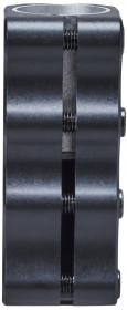 Proto Full Knuckle V2 SCS Freestyle Roller Kormánybilincs - Fekete