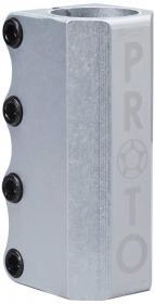 Proto Full Knuckle V2 SCS Freestyle Roller Kormánybilincs - Ezüst