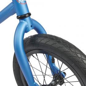 """Mankind BMX Planet 14"""" 2021 Semi Matte Blue BMX kerékpár"""